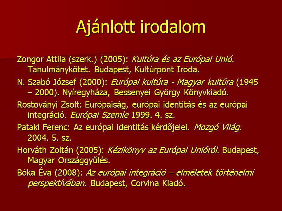 Európa integrációjának története kezdetben Európa csak földrajzi elnevezés volt kezdetben Európa csak földrajzi elnevezés volt később a kereszténységet jelképezte  DE.