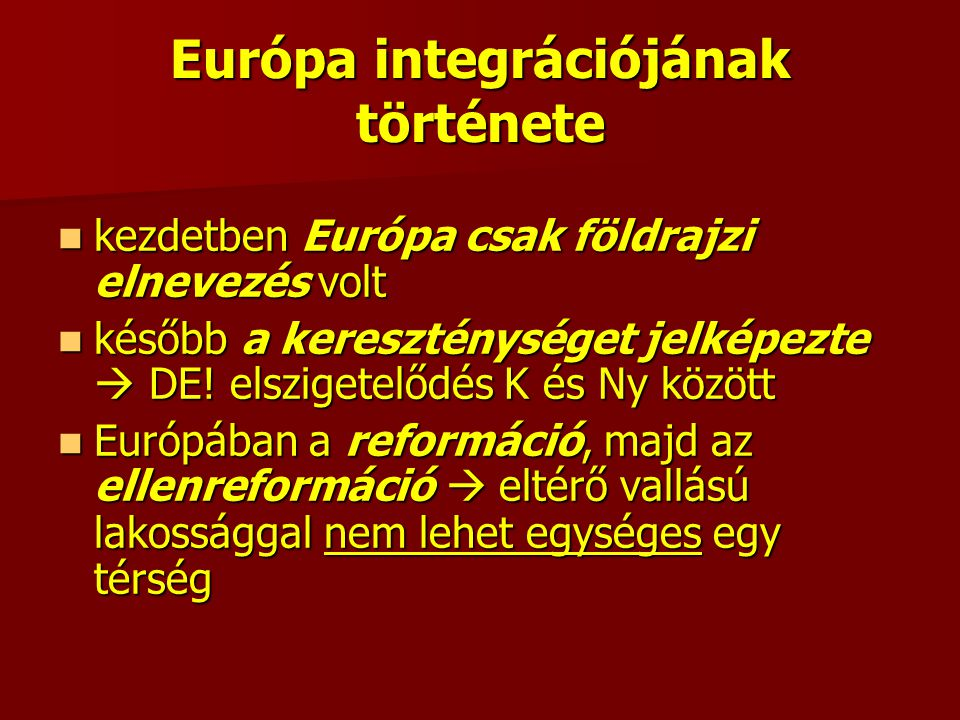 """""""Eljön majd a nap, amikor megéljük, hogy a két hatalmas csoportosulás, az Amerikai Egyesült Államok és az Európai Egyesült Államok kezet nyújt egymásnak az őket elválasztó Óceán fölött, és ezen keresztül termékek cserélnek gazdát, kereskedelem és ipar virágzik. """"Eljön majd a nap, amikor megéljük, hogy a két hatalmas csoportosulás, az Amerikai Egyesült Államok és az Európai Egyesült Államok kezet nyújt egymásnak az őket elválasztó Óceán fölött, és ezen keresztül termékek cserélnek gazdát, kereskedelem és ipar virágzik. /Victor Hugo/"""