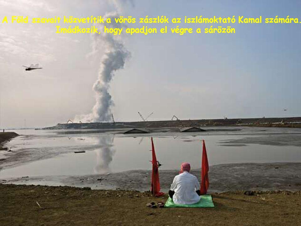 Valószínűleg gázfúrók idézték elő a 2006. májusi kelet-jávai sárkitörést