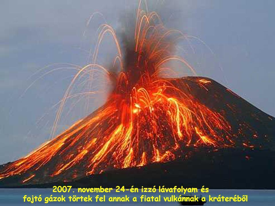 A szakértők 2006-ban megjósolták a Merapi kitörését, ám misztikus hitük maradásra bírta az ittenieket