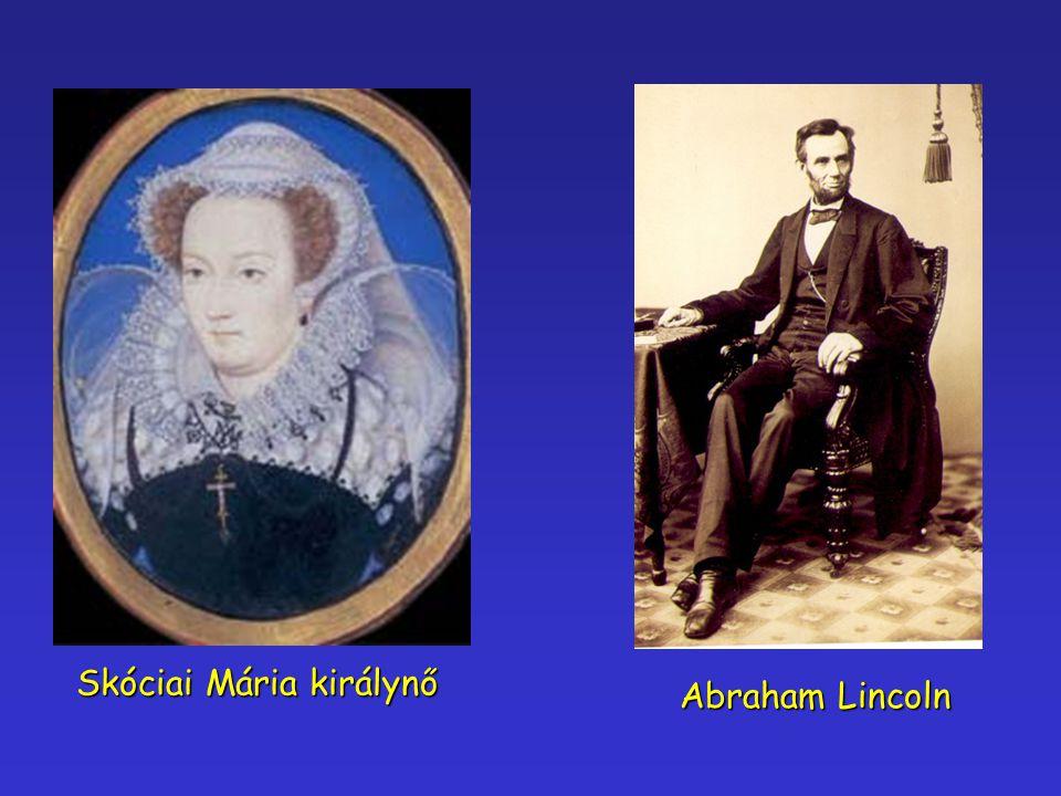 Abraham Lincoln Skóciai Mária királynő