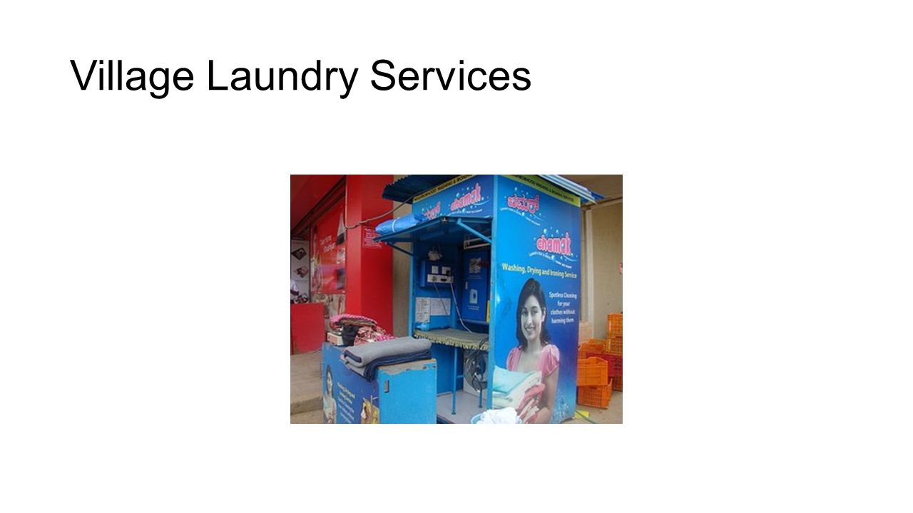 Village Laundry Services