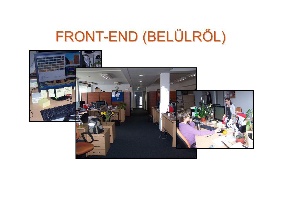 FRONT-END (BELÜLRŐL)