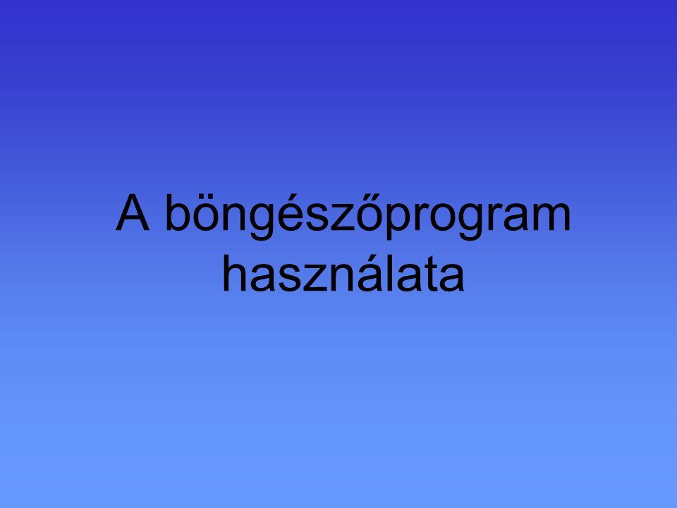 A böngészők értelmezik a html nyelvet, a javascript kódokat és a php kódokat is.