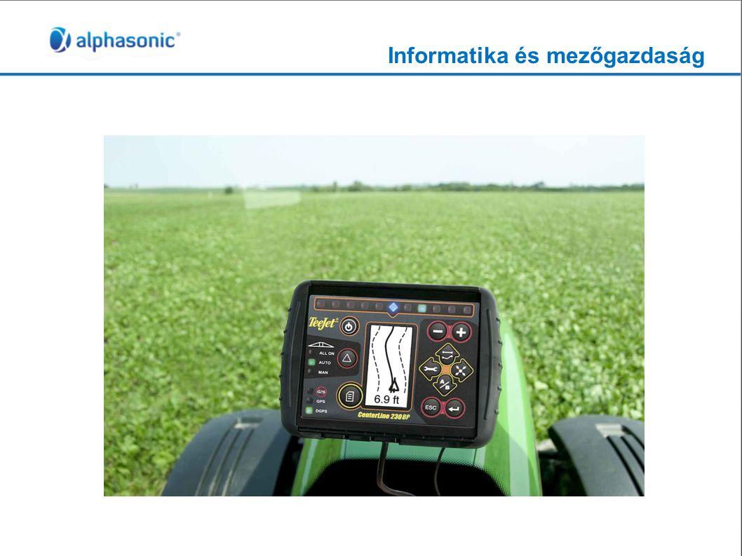 Informatika és mezőgazdaság