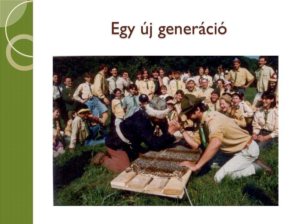 Egy új generáció