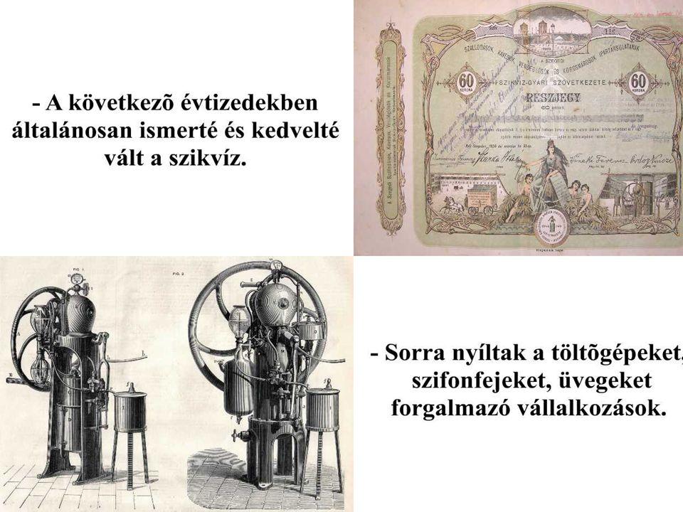 1842-ben beindított egy üzemet négy munkással