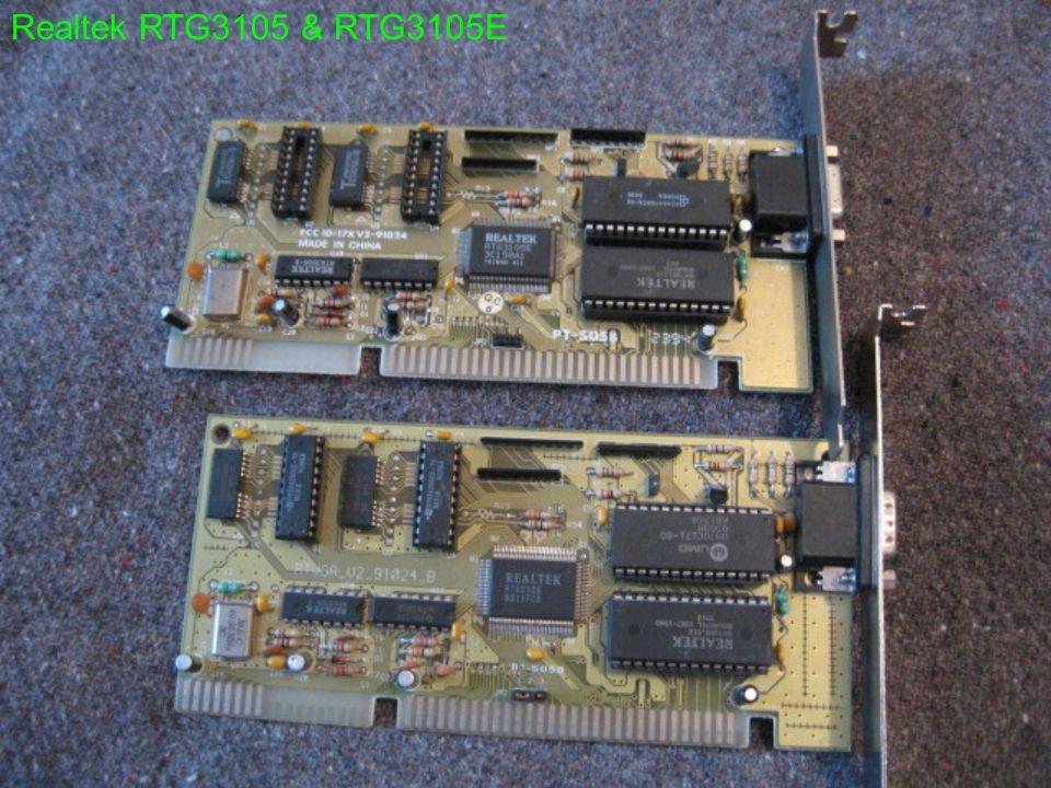 Realtek RTG3105 & RTG3105E