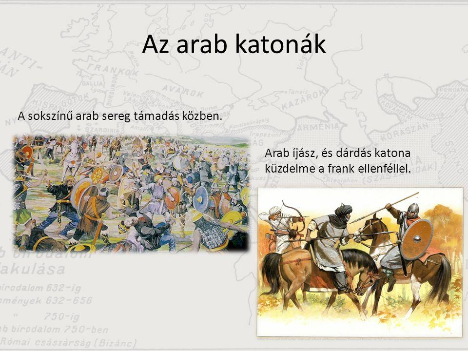 Jarmúki csata A csata helyszíne. Az muzulmán arabok támadása, Abu Bakr kalifa vezetésével.