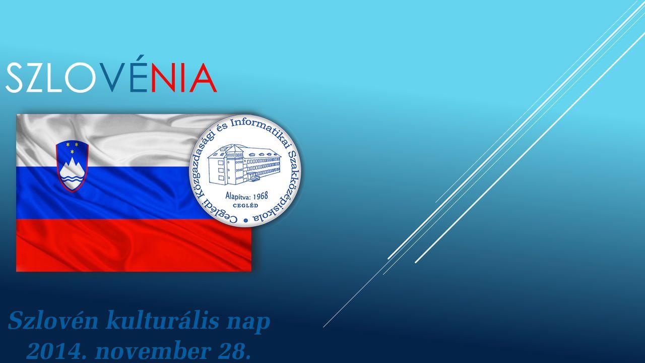 SZLOVÉNIÁRÓL  Szlovénia  Szlovénia (szlovénül Slovenija, teljes nevén Szlovén Köztársaság, szlovénül Republika Slovenija)  Elhelyezkedése:  Elhelyezkedése: Közép-Európa déli részén, az Alpok lábánál terül el.