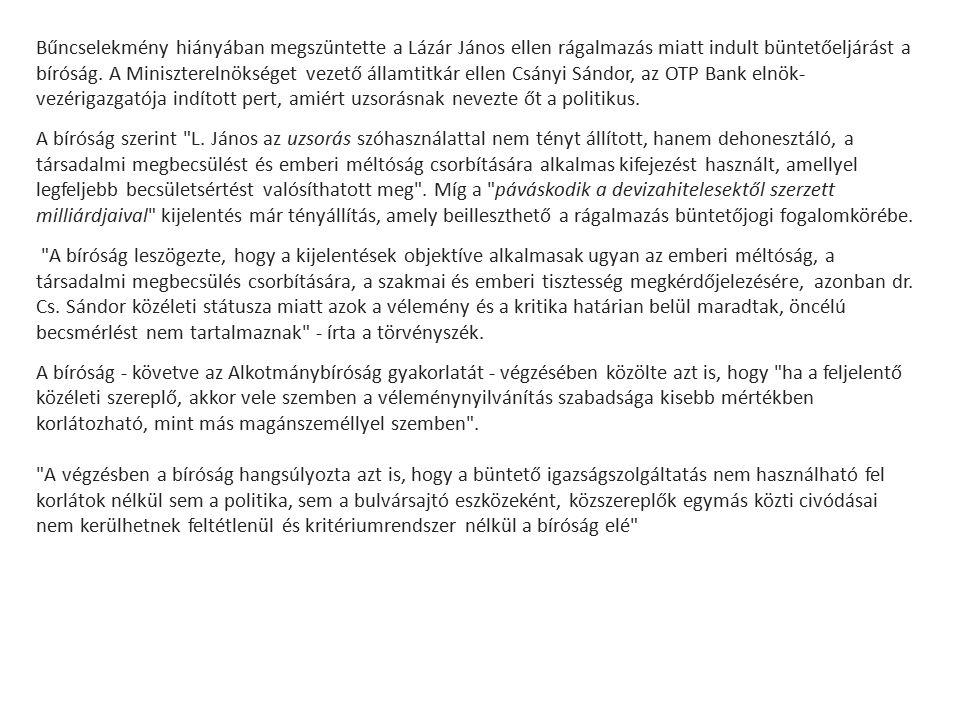 Mónus Áron - Btk Mónus Áron aljas indokból, nagy nyilvánosság előtt elkövetett rágalmazás vétsége miatt tett feljelentést a Népszava 1992.