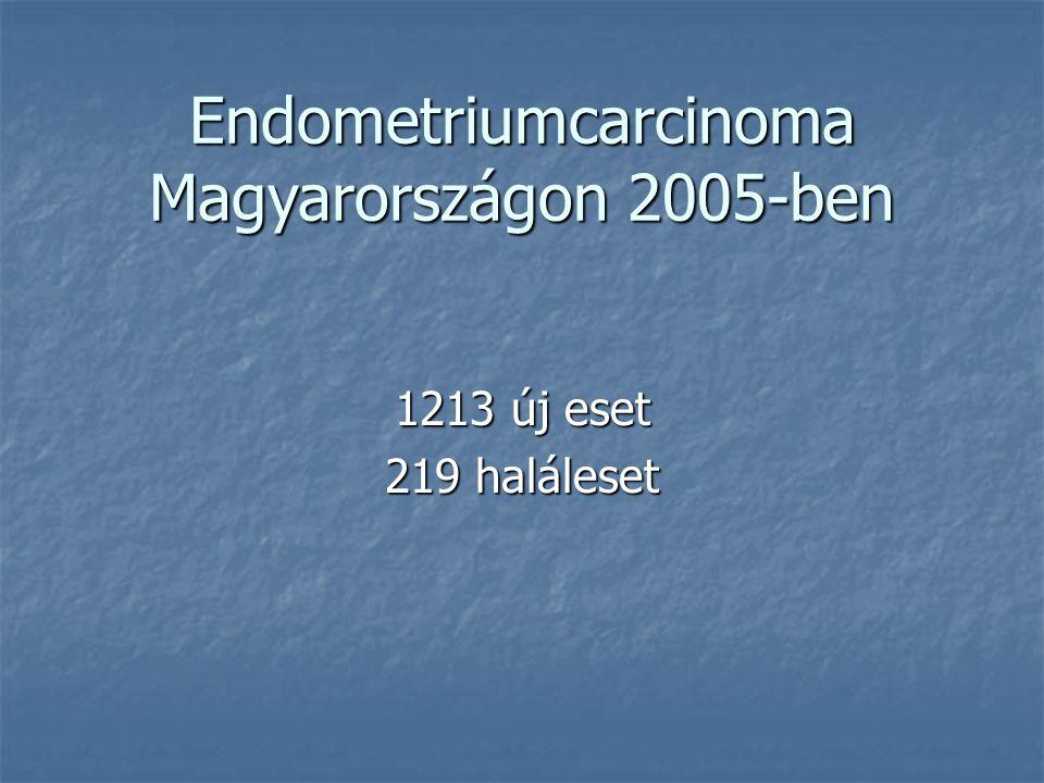Nőgyógyászati daganatos egyszerűsített stádium beosztása Ikiindulási szervre lokalizált IIszomszédos szövetek érintettek IIIregionális terjedés IVtávo