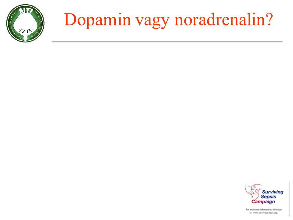 Dopamin vagy noradrenalin?