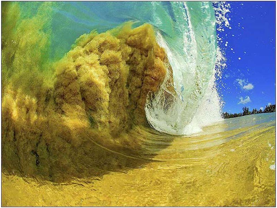 Clark Little, Hawaii-ban született; a szörfösök és hullámok fotózása a munkája. 40 évesen még mindig szenvedélye, hogy felvegye a