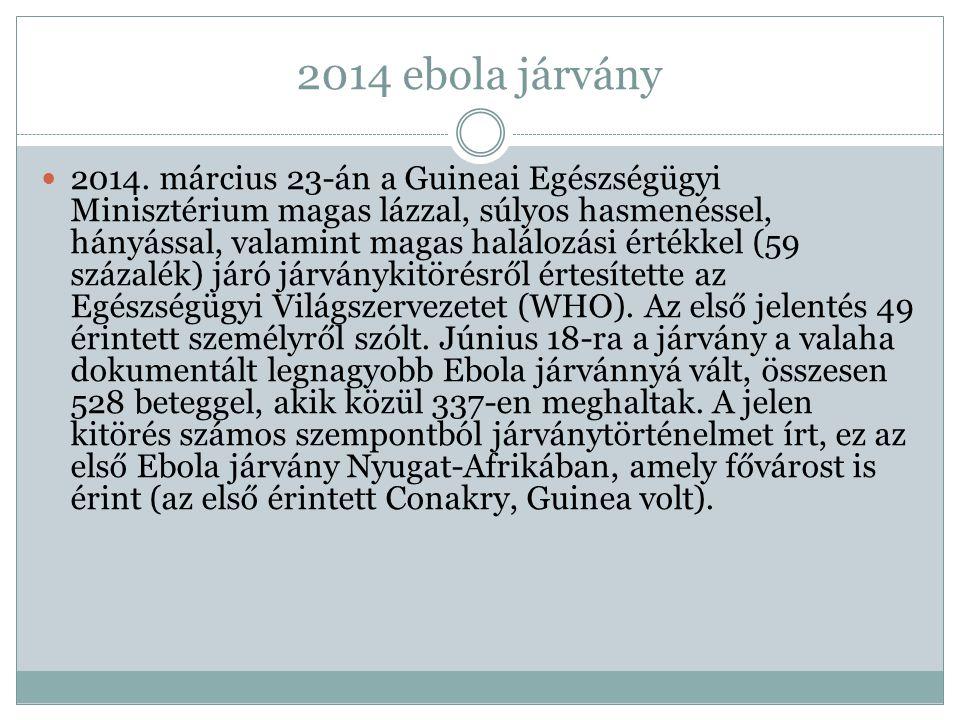 2014 ebola járvány 2014.