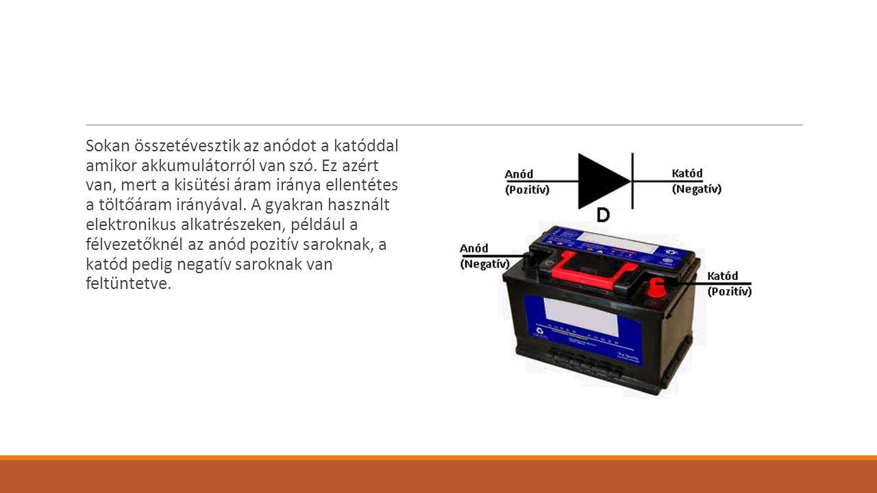 Sokféleképpen lehet osztályozni az akkumulátorokat.