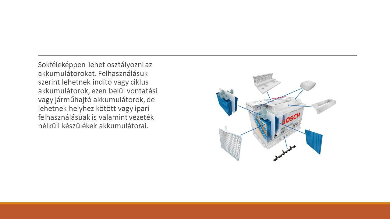 Kérdések  1.kérdés: Mit jelent a spirálcellás akkumulátoroknál a mély ciklus.