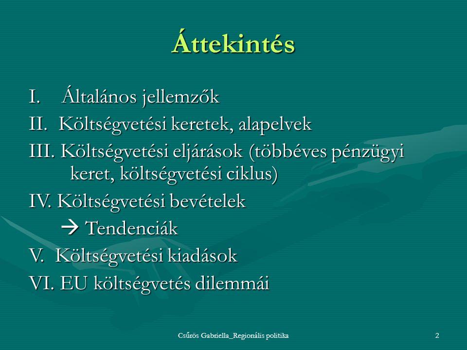 Csűrös Gabriella_Regionális politika23 Kiadási fejezetek (2007–2013) 1.