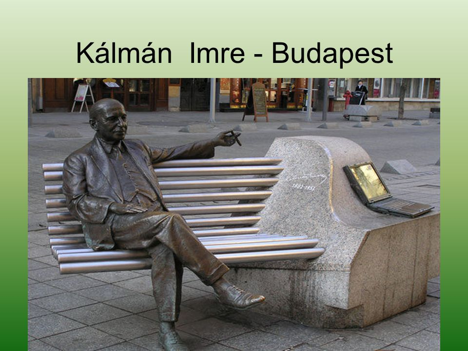 József Attila - Budapest