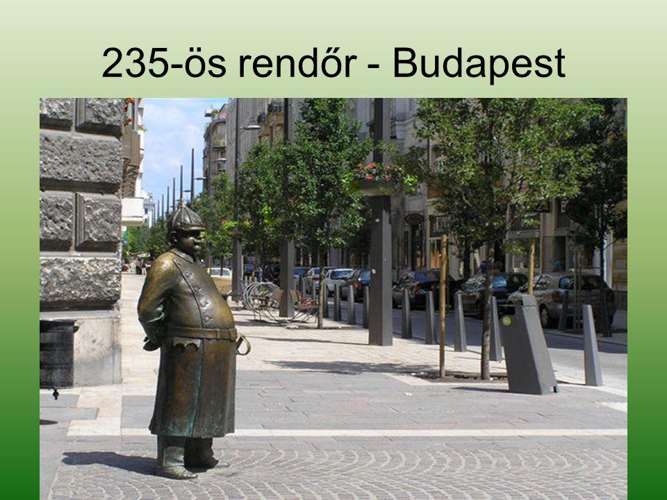 Pál utcai fiúk – Budapest