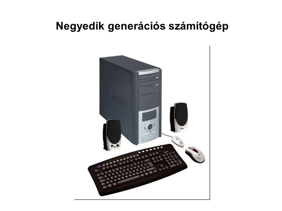 Negyedik generációs számítógép