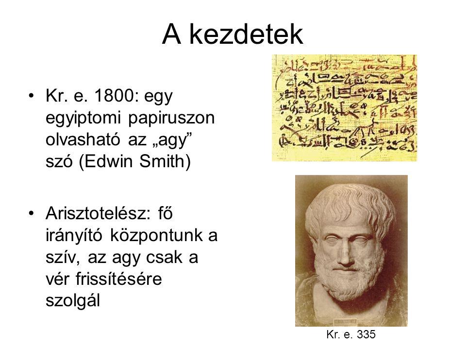 A kezdetek Kr.e.