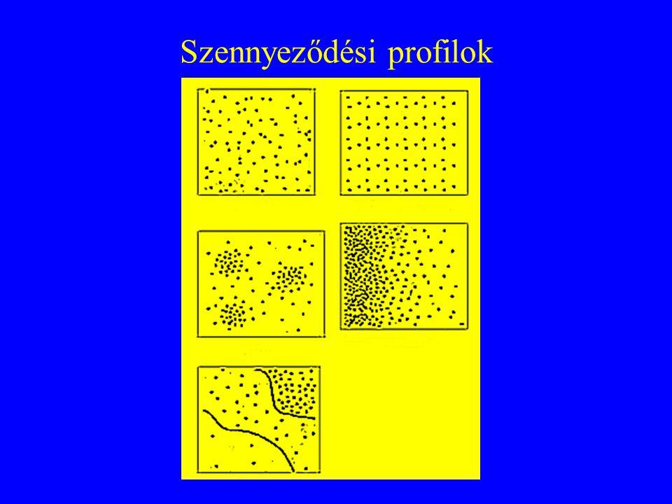 Mintázás követelményei Reprezentatív (jellemző, homogén, lehetőleg kis térfogatú) A közeg és keresett komponens szempontjai szerint (szennyvíz, illéko