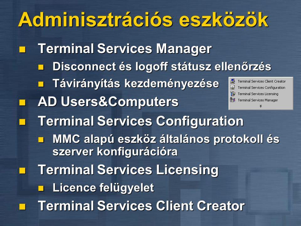 """RDP Protokol Windows 2000 TS RDP ügyfél (mstsc.exe) Megjelenítés vágólap Virtuális csatorna Extension DLL Alkalmazás """"Saját adatok"""""""