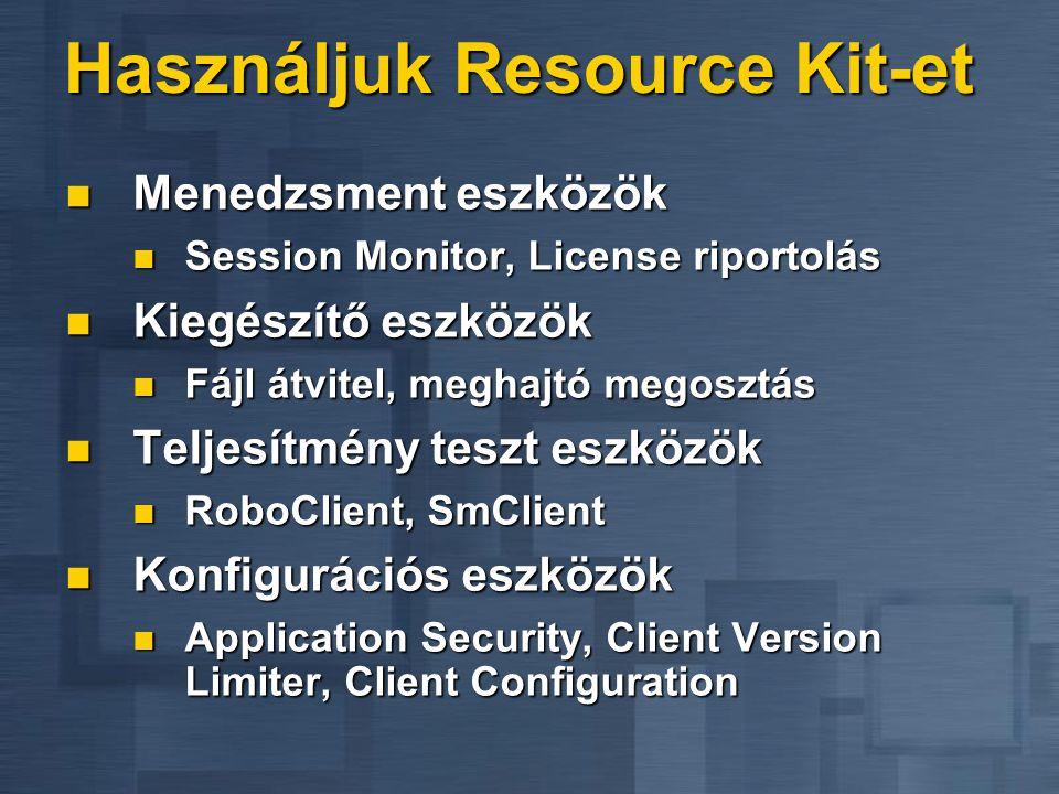 Biztonsági újdonságok A Windows 2000-ben megjelenik egy új beépített csoport: A Windows 2000-ben megjelenik egy új beépített csoport: TERMINAL SERVICE