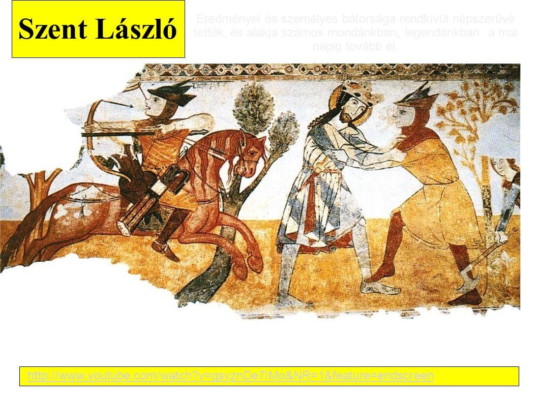 Szent László Eredményei és személyes bátorsága rendkívül népszerűvé tették, és alakja számos mondánkban, legendánkban a mai napig tovább él. http://ww