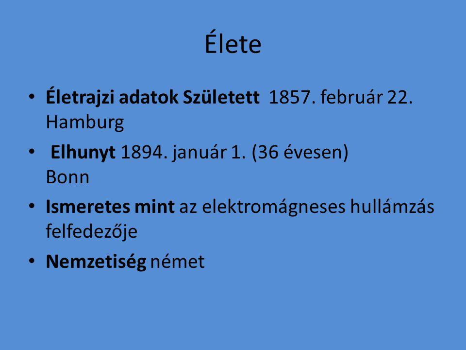 Élete Életrajzi adatok Született 1857.február 22.