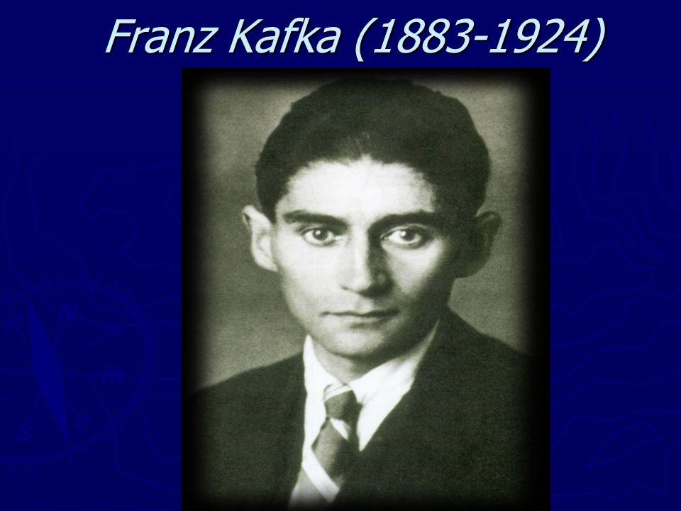 Élete ► Franz Kafka 1883.