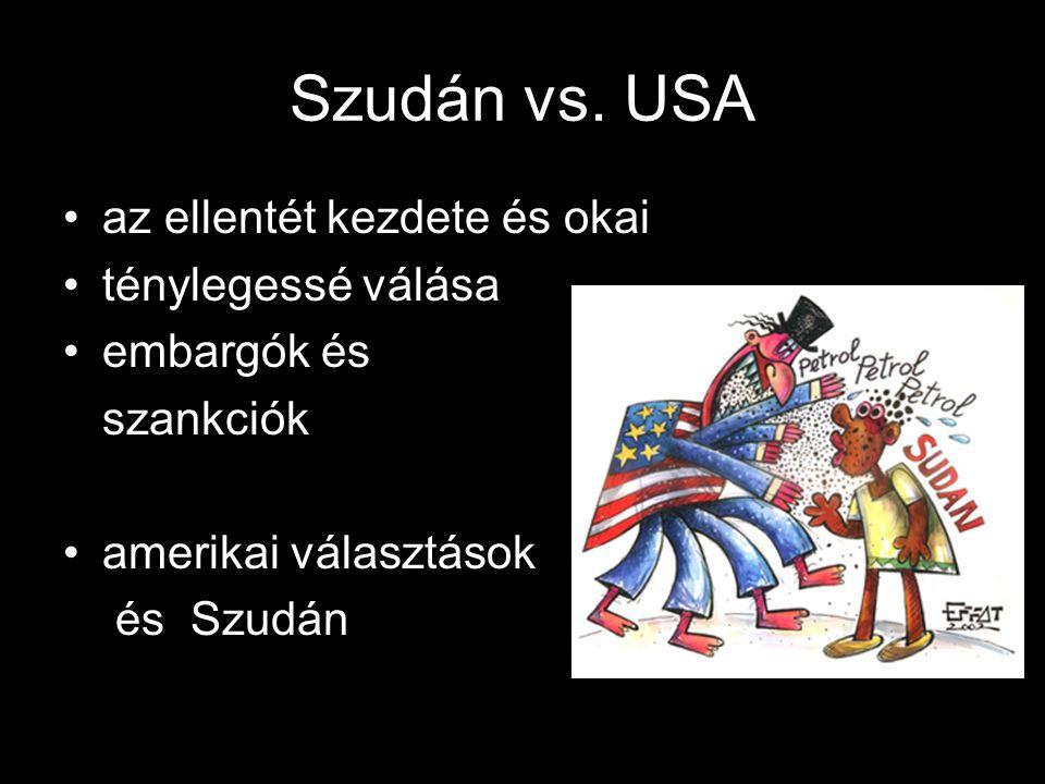 Szudán vs.