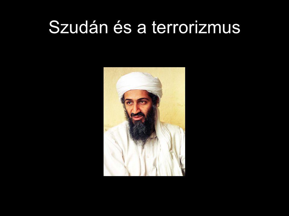 Szudán és a terrorizmus