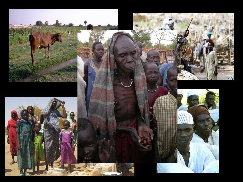 Szudán modern kori történelmének fordulópontjai: egyiptomi-brit gyarmatosítás 1956 – függetlenség és polgárháború 1972 – Abbis Abedai egyezmény 1983 – saria kiterjesztése 1989 – Omar Basír uralma és a reálpolitika 2003 – darfúri vérengzés 2005 – béke vagy háború.