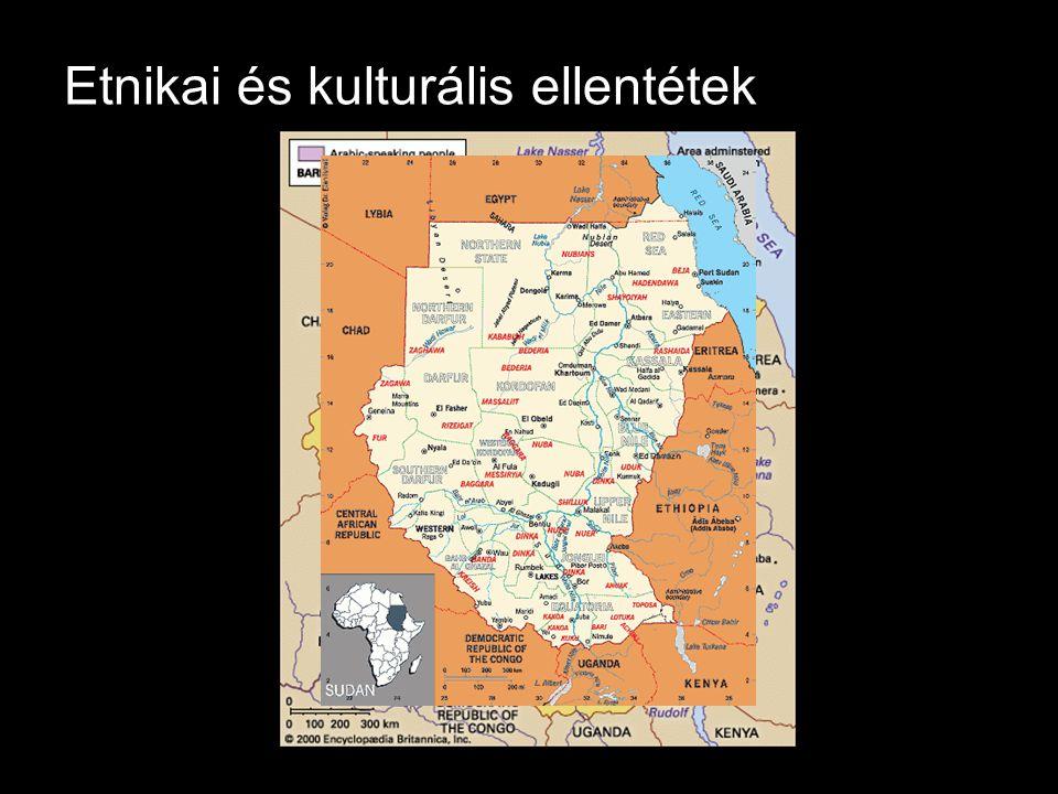 Etnikai és kulturális ellentétek