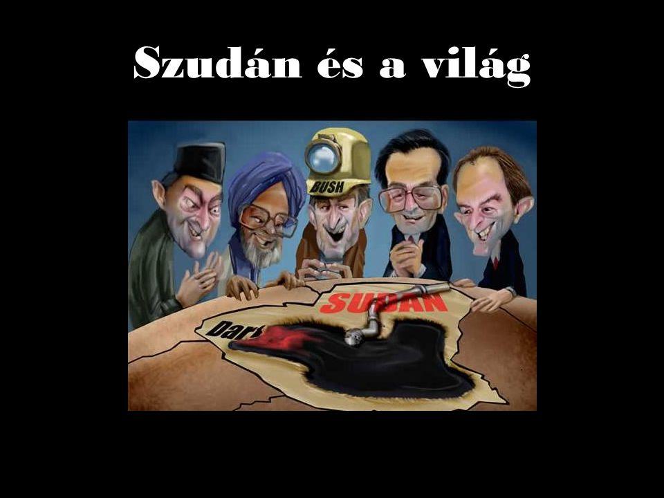 Szudán és a világ
