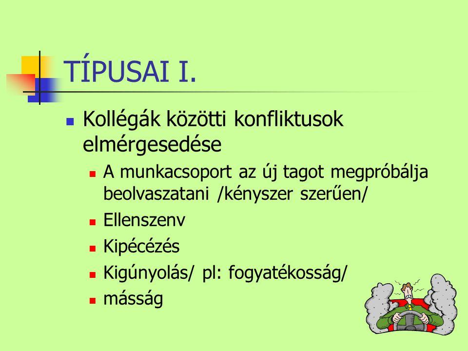 TÍPUSAI I.