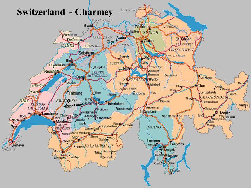 Switzerland - Charmey Charmey *