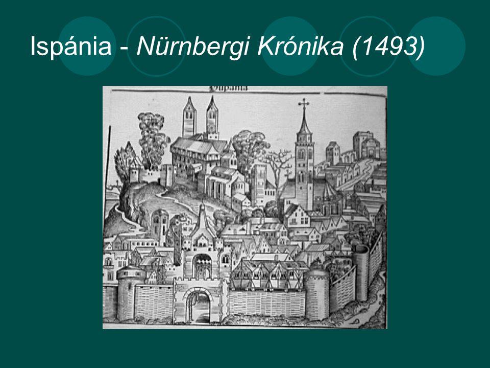 Ispánia - Nürnbergi Krónika (1493)