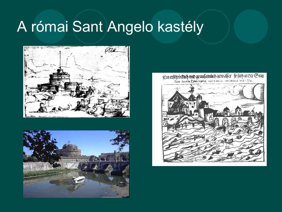 A római Sant Angelo kastély