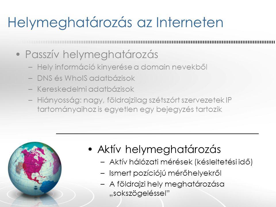 Hol található magyar nyelvű web tartalom?