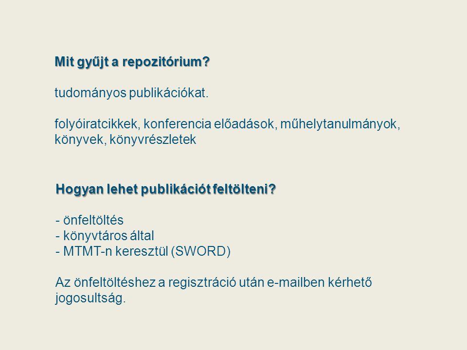 Hazai projektek MTMT kompatibilitás (2014.