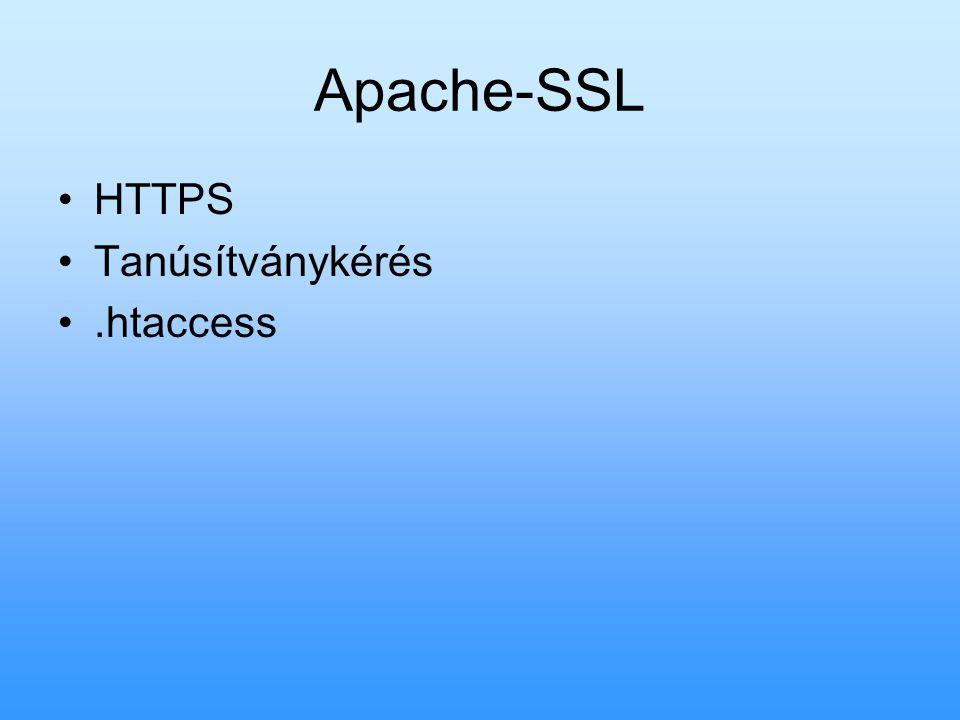 Apache-SSL HTTPS Tanúsítványkérés.htaccess