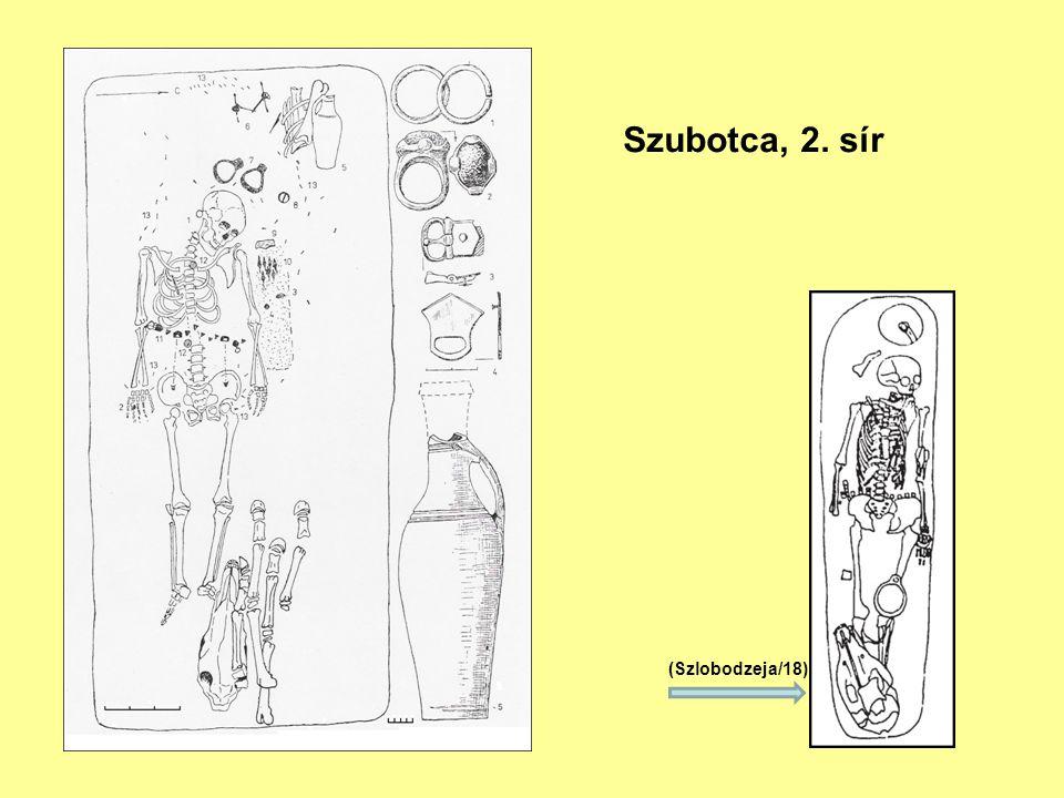 Szubotca, 2. sír (Szlobodzeja/18)