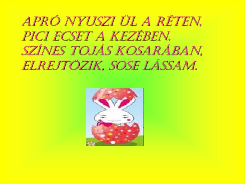 Érdekességek Húsvétról: A húsvét a keresztények legfontosabb ünnepe, de a tavaszvárás, a tavasz eljövetelének ünnepe is, amelyet március vagy április hónapban (a Hold állásának megfelelően) tartanak.