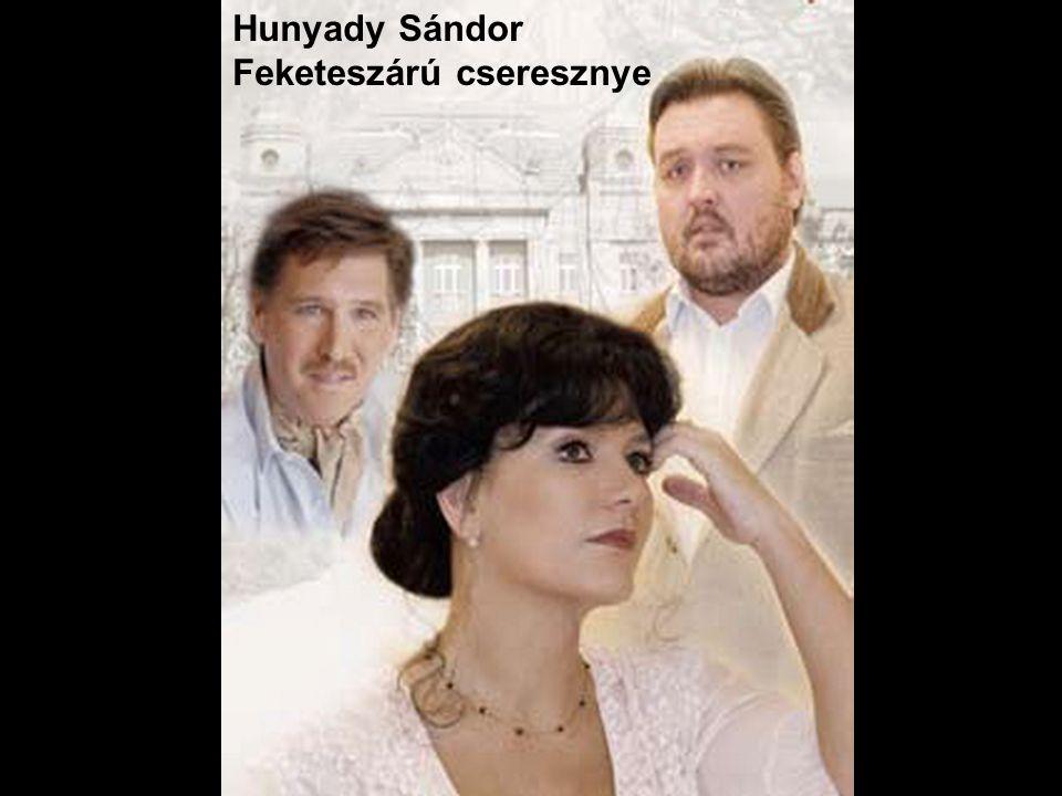 Hunyady Sándor Feketeszárú cseresznye