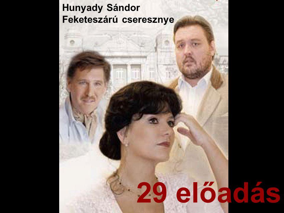 29 előadás Hunyady Sándor Feketeszárú cseresznye