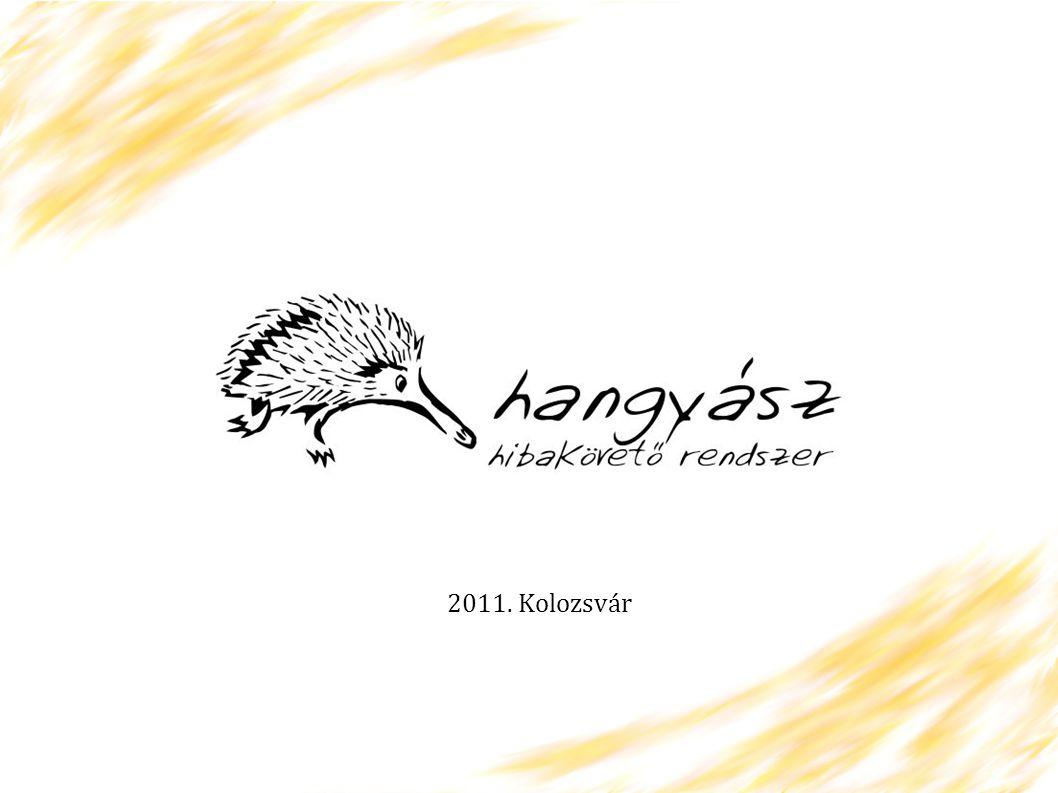 2011. Kolozsvár