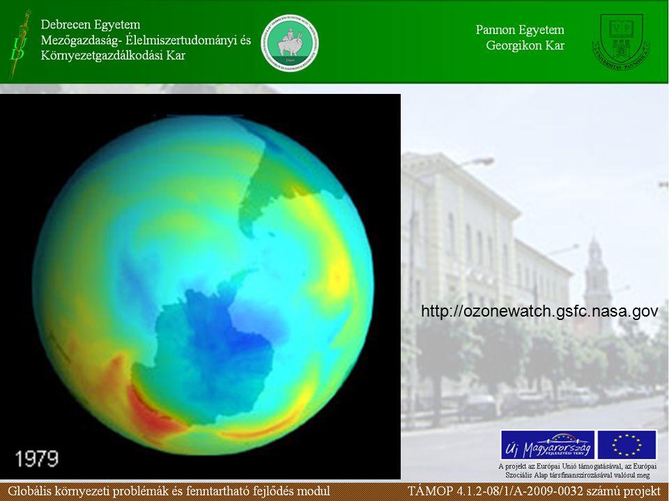 http://ozonewatch.gsfc.nasa.gov